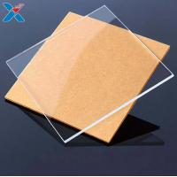 Cheap High Transparency Acrylic Gifts Cards Invitation Box Polycarbonate Sheet Plastic Glass for sale