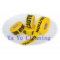 Cheap Customed PE Warning Tape for sale