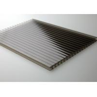 Cheap 8mm Light Weight Twinwall Polycarbonate Sheets10 year warranty for sale