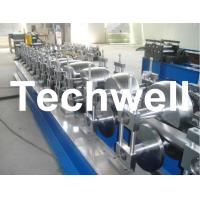 Cheap 80mm, 100mm Or 120mm Custom Round Downspout Roll Forming Machine for Rainwater Downpipe for sale