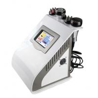 Cheap Strong Sound Wave RF Cavitation Slimming Machine Multi-polar For Explosion Fat for sale