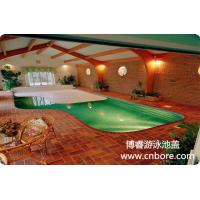 Bore professional automatic solar swimming pool cover with low price from China