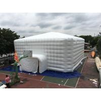 Cheap Durable Super Giant Inflatable Tent White Air Building Structure For Event / Party for sale