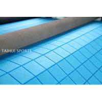 Cheap Artificial Turf Shock Pad Underlay For baseball Field , Artificial Grass Shock Pad wholesale