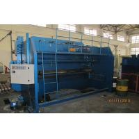 Buy cheap High accuracy Large 4000mm / 400 Ton Press Brake Machine WIth ISO from wholesalers