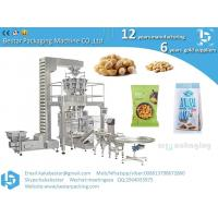 China Semi-automatic automatic peanut packing machine for grain products on sale