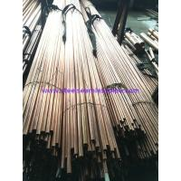 Cheap Copper Brass Seamless / Welded Inconel Tubing ASTM 135 ASTM B43 For Refrigerator for sale