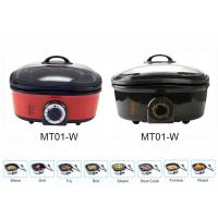 Cheap Professional Electric Multi Cooker 8 In 1 Dishwasher Safe Customize Cooking Time for sale