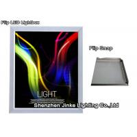 China Single Side Exterior Slimline LED Light Boxes With Waterproof Snap Frames on sale