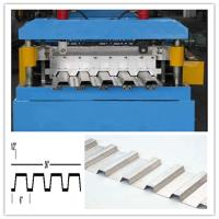 Cheap Heavy Duty Deck Floor Roll Forming Machine for sale