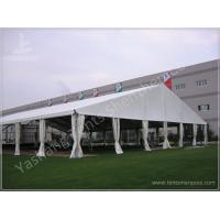 Cheap 1000 Seater Luxury Wedding Marquee Hire , Wedding Ceremony Under Tent 30 X 50 wholesale