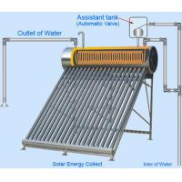Quality solar geyser water heater with coper coil heat exchanger wholesale