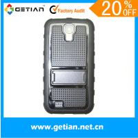 Cheap Customized Cell Phone Protective Cases For Samsung Galaxy S4 I9500 for sale