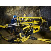 Cheap Max rod size 89mm Underground Core Drill Rig with NQ dirlling depth 760m Power 75kw for sale
