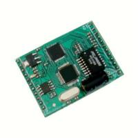Buy cheap HOT TTL to RJ45 tcpip convert module TTL ETHERNET MODULE( DIP VERSION) from wholesalers