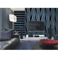 Cheap Top quality low price modern styles PVC vinyl wall paper for sale