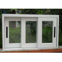 Cheap Interior Aluminium Sliding Bathroom Window Sound-Proof & Fire Rated Australian Standard for sale
