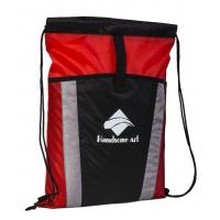 Cheap Promotional Drawstring Sports Bag with Custom Logo Imprint-HAD14020 for sale