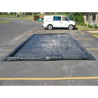 Cheap Water Reclamation System Inflatable Car Wash Mat Water Containment Inflatable Wash Pads for sale