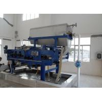 Cheap Industrial Textile wastewater sludge removal equipment Belt filter press Economical and reliable for sale