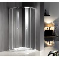 Cheap Waterproof Modern Quadrant Round Shower Enclosure CE SGS Certification for sale
