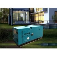 Cheap Lovol engine silent diesel generator Denyo style canopy 50 / 60hz wholesale