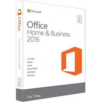 Buy cheap Online Activation MAC Office 2016 Microsoft Office Home And Business 2016 from wholesalers