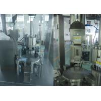 Cheap Pharmaceutical Small Automatic Capsule Filling Machine for Hard Capsule Powder Filling for sale