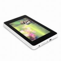 Cheap 5 Inches MID with GPS, Android 4.0 OS, Multi-touch Capacitive Touch Panel and FCC/CE/RoHS Marks for sale