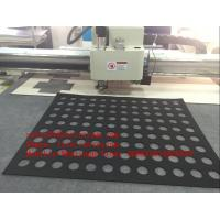 Cheap Pneumatic Tire Diving SBR Rubber Foam Pattern Cutting Machine for sale