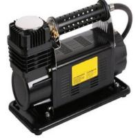 China 150psi Vehicle Air Compressors Customized Color With Crocodile Clip Dc 12v on sale