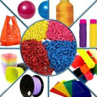 Cheap Injection Plastic Color Masterbatch , Compatible Plastic Granules Raw Material for sale