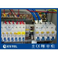 China PDU Power Distribution Box , Electrical Distribution Unit For Outdoor Network Enclosure on sale