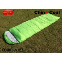 Cheap Envelope Industrial Tools And Hardware 170T Polyester Hooded Sleeping Bag 38*20*20cm for sale
