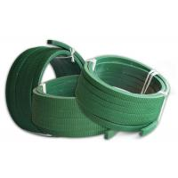 Cheap Non-reinforced PU Polyurethane Super Grip Belt with top green PVC A-13 Type for sale