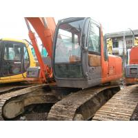 Cheap Used Excavator Hitachi ZX200  / 6525 hours year 2008 0.8cbm capacity for sale