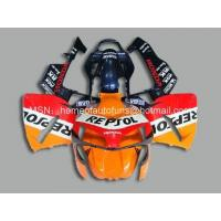 ABS Motorcycle Fairings for HONDA CBR600 F5 REPSOL