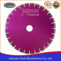 "Cheap 16"" Laser Welded Diamond Blades For Cutting Hard Granite 400mm for sale"