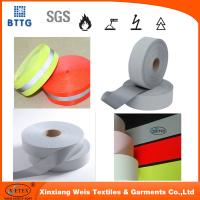 Buy cheap YSETEX EN11612 EN20471 grey fire retardant reflective tapes from wholesalers