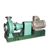 China Horizontal Centrifugal Chemical Resistant Process Pump PTFE Lined for Transfer Acid Liquid on sale