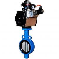 Cheap Pneumatic Butterfly Valve for sale