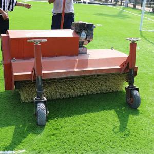 Cheap brushingmachinefor artificial turf (Petrol-engine) for sale