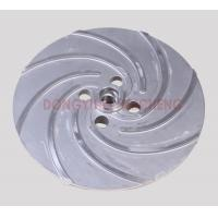 Cheap open impellers investment castings pump parts for sale