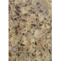 Cheap Quartz stone, artifical slab micro-crystal stone countertop vanity 300x200cm for sale