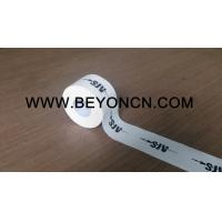 Cheap Woven Cotton Fabric Adhesive Sports Tape Private Brand Logo Printed For OEM wholesale