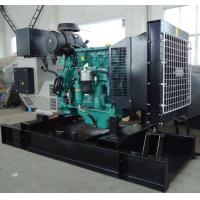 Cheap Low price  Volvo generator   80kw  diesel generator set   with cooper brushless alternator hot sale for sale