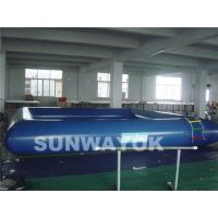 Cheap Safety Cool Blue Inflatable Swimming Pools In Summer Outdoor OEM for sale