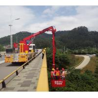 Cheap Dongfeng Chassis National V 18m Bucket  Bridge Inspection Equipment for sale