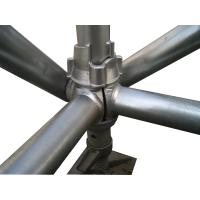 Quality Q235 Hot Dipped Galvanized, Construction Used, Cuplock Scaffolding System wholesale