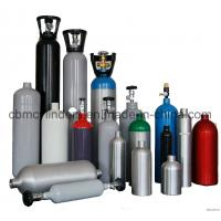 Cheap HP Seamless Aluminum Alloy Gas Cylinders for sale
